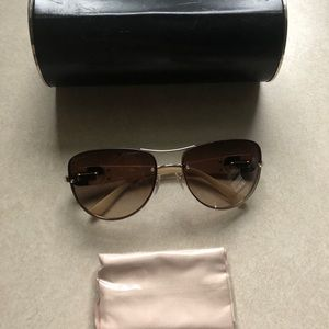 Bulgari pilot sunglasses